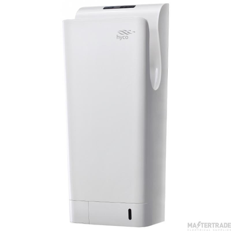Hyco BLADEW Auto Hand Dryer 1.85kW Whi