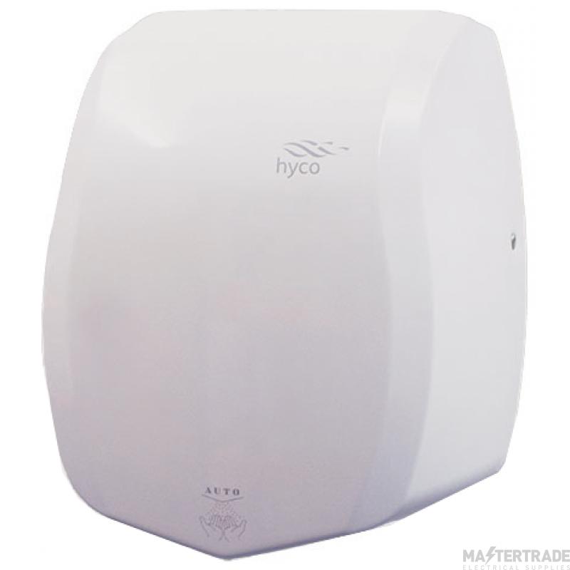 Hyco PRMW Auto Hand Dryer 0.9kW Whi
