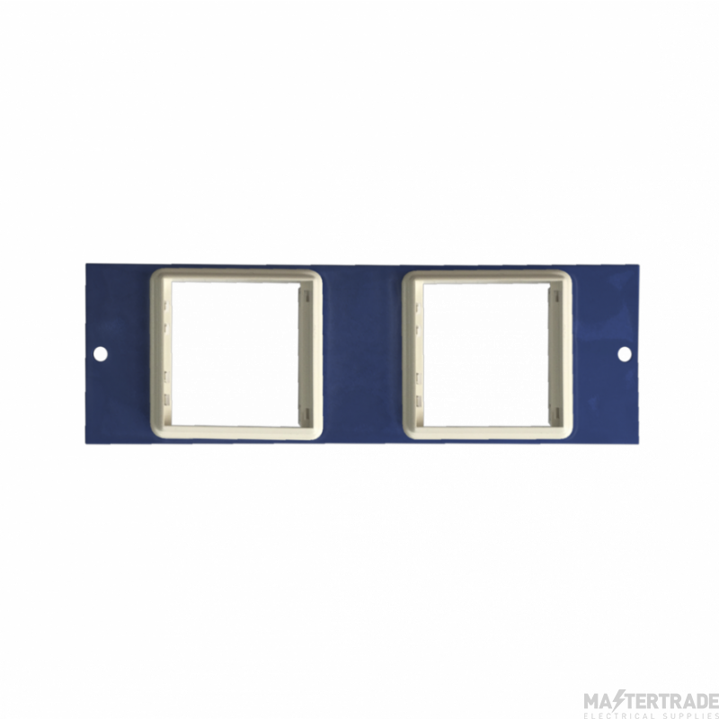 Marco MP4-EU Accessory Plate 2xEuro 86mm