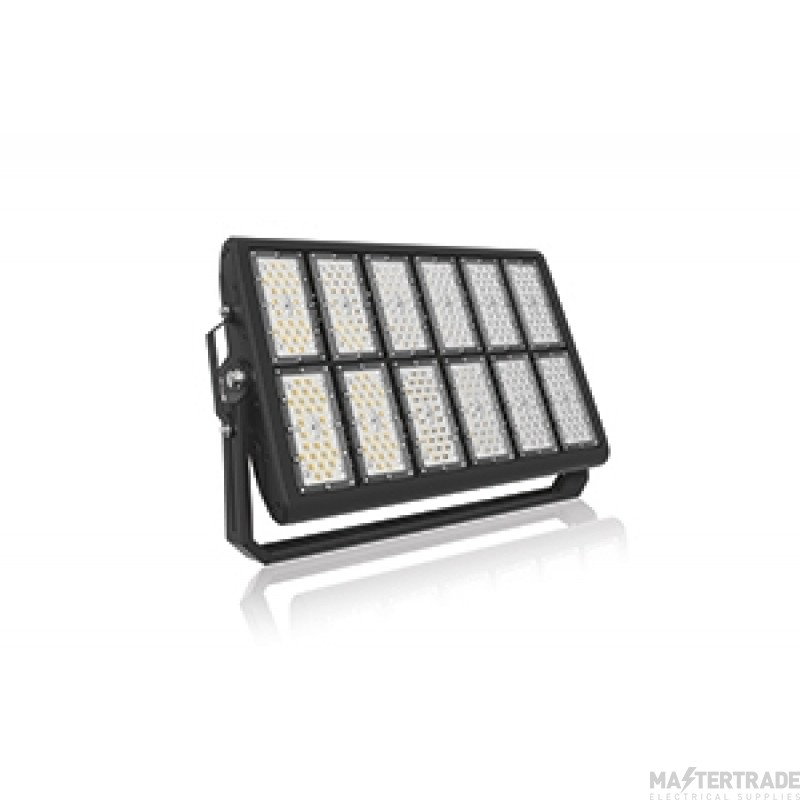 Precision Pro Floodlight 600W 4000K 78000lm IP65 120 deg Beam Angle Non-Dimmable