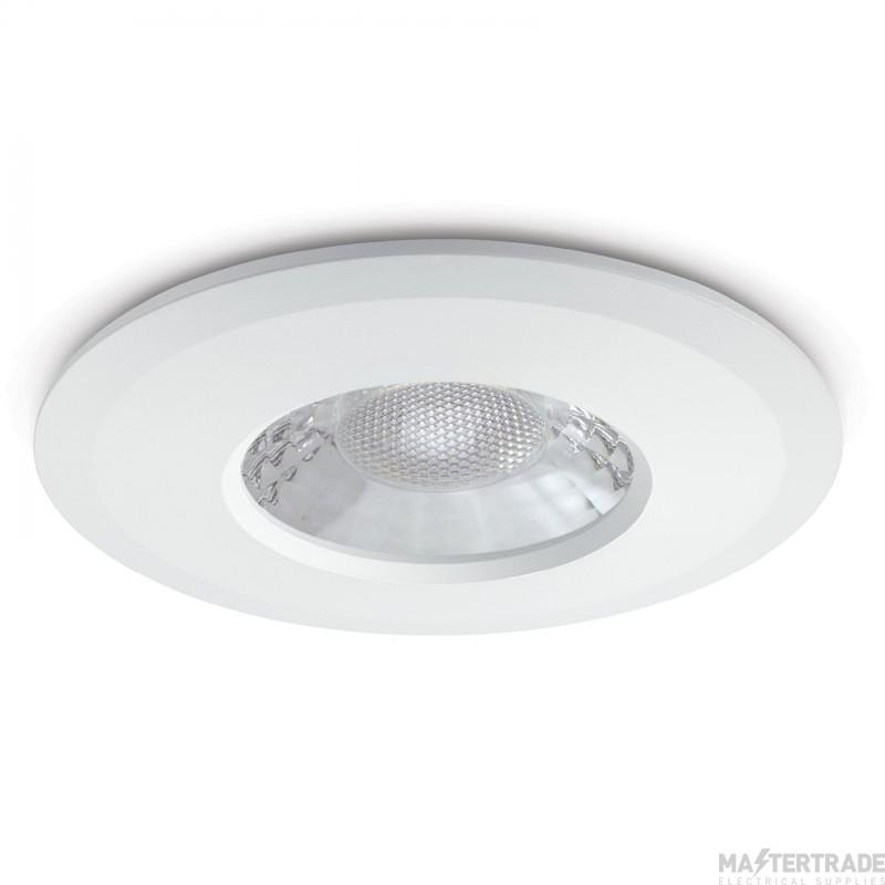 JCC Lighting JC1001/WH V50 Fire Rated Downlight CCT