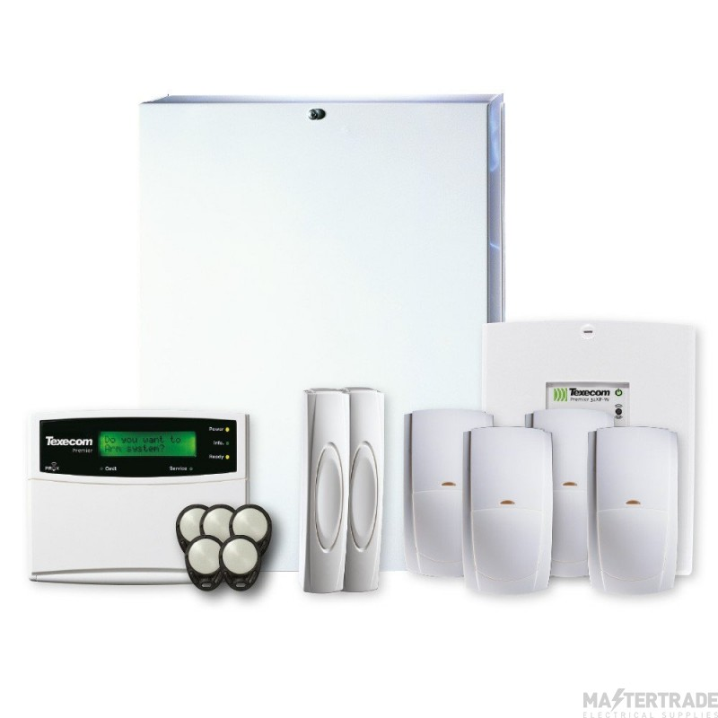 Texecom Premier Elite 48 32 Zone Hybrid Ricochet Wireless Kit KIT-0005