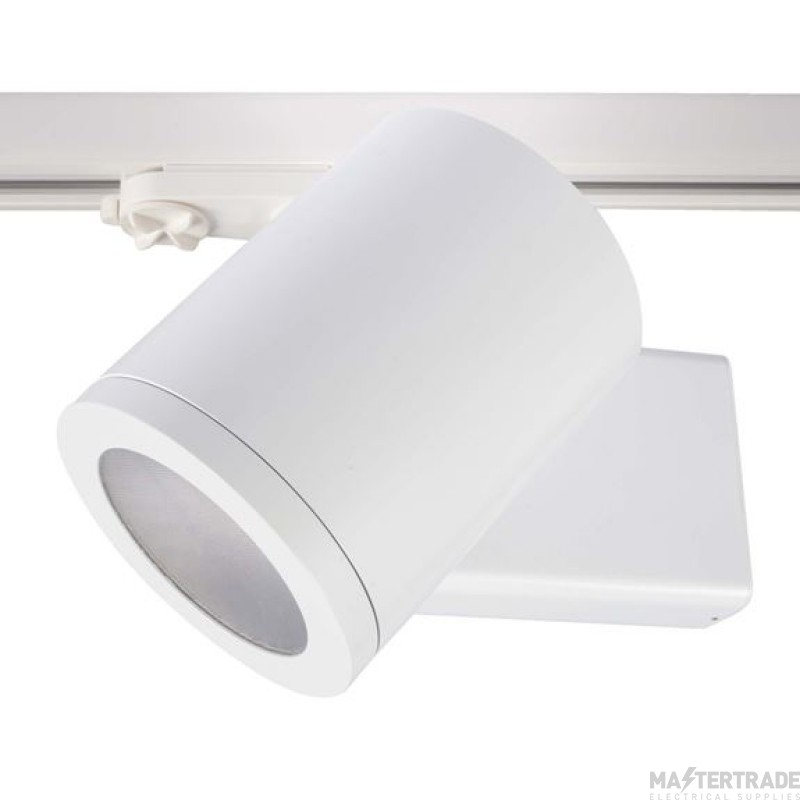 Meta 24W Led 3000K Track Fitting White