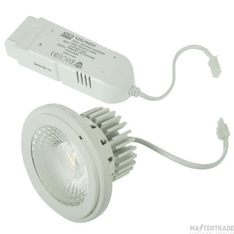 KSR KSRLP942 LED Lamp AR111 4000K 15W