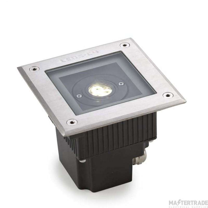 LEDS C4 Uplight Recessed Gea 3 X Led 6W  Polished