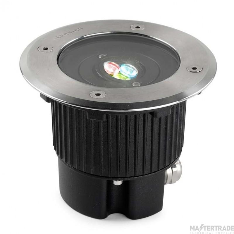 LEDS C4 Uplight Recessed Gea Rgb Easy 3 X Led 6W  Polished