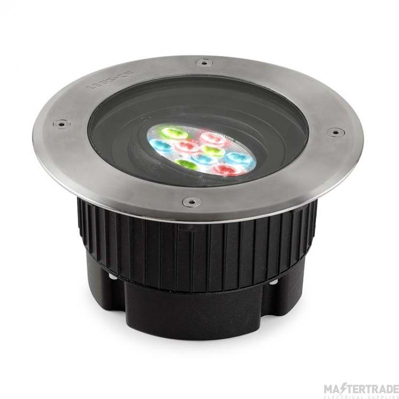 LEDS C4 Uplight Recessed Gea Rgb Easy 9 X Led 11W  Polishe