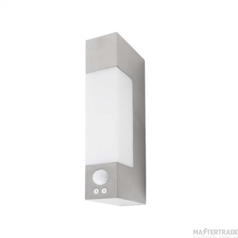 LEDS C4 Wall Fixture Litus 12 X Led 5.3 W  Polished PIR Sensor