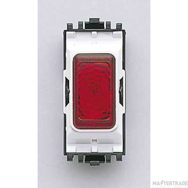MK Aspect Fluorescent Filament Unit 200-250V Red K4889RED