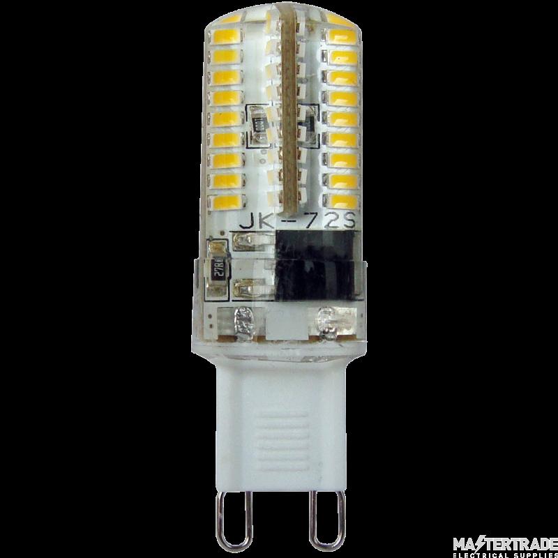 Knightsbridge G9LED6 Lamp 2700K LED G9 4W