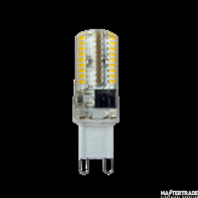 Knightsbridge G9LED7 Lamp 4000K LED G9 4W