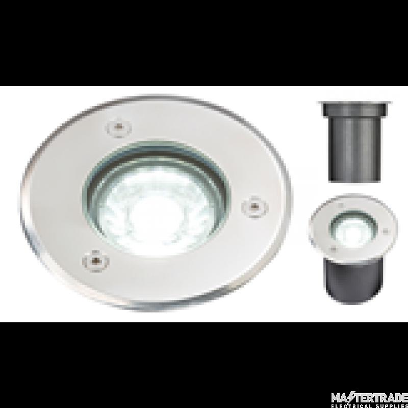 Knightsbridge LEDGL3D Ground/Decking Light LED 3W