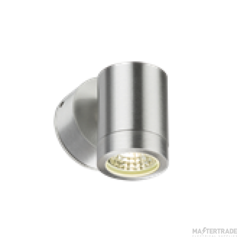 Knightsbridge IP65 LED Single Wall Light 3W 3500K Chrome LWALL1