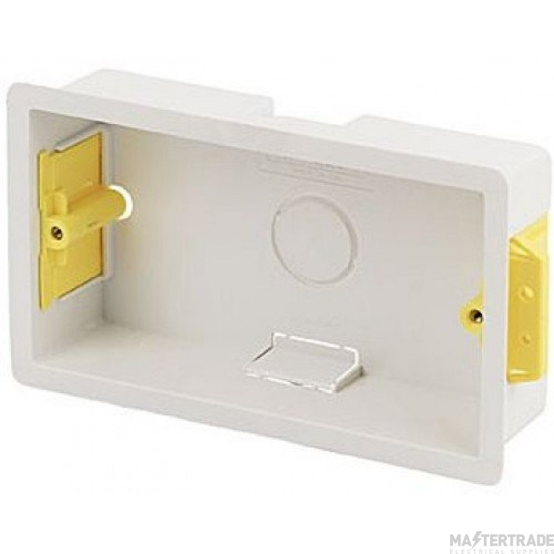 Appleby SB631 Dry Lining Box 2 Gang 47mm