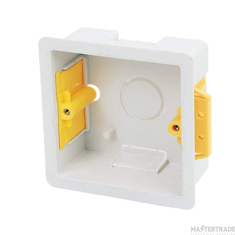 Appleby SB632 Dry Lining Box 1 Gang 47mm