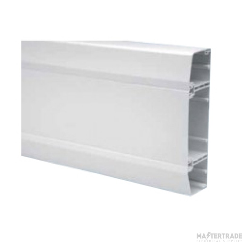 Marco MTD3 Dado Trunking 170x50mm White 1 =3 Metre length