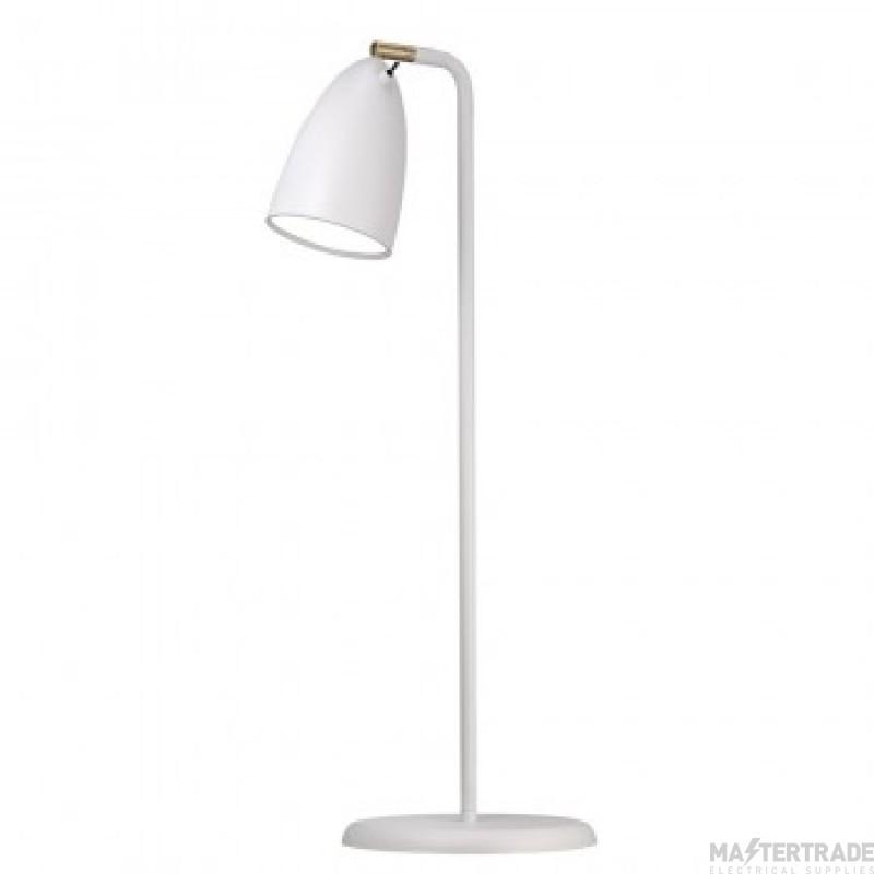 Nordlux 77285001 Nexus 10 1 Light Table Lamp In White