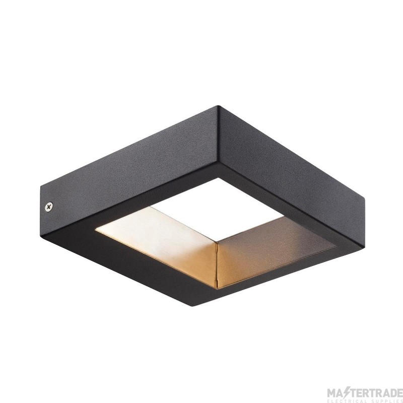 Nordlux 84111003 Avon Black LED Wall Light 3000K