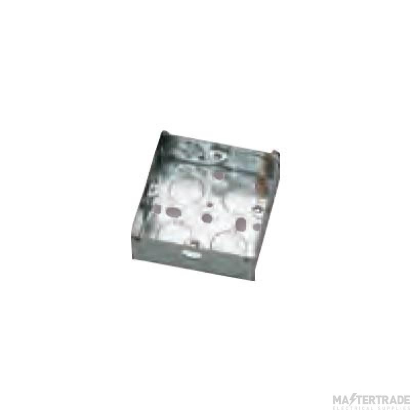 Niglon E11 1Gang Switch&Socket Box 25mm