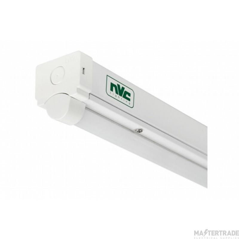 NVC Phoenix NPH40/LED/M3/840 5ft LED Batten 4000K 40W 4955lm EM