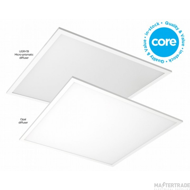 NVC Fulton NFU/O/66/840 EdgeLit LED Panel 600x600 4000K TPB