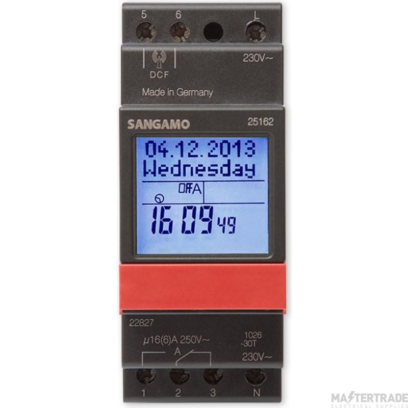 Sangamo 25162 1 Channel Switch Yearly