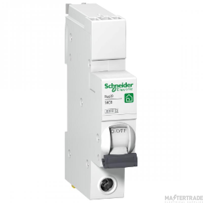 Schneider (Square D) SE10C110 MCB SP C 10A 10kA (iKQ)