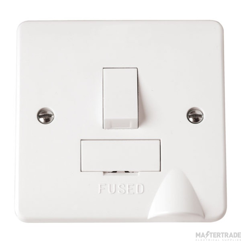 Click Mode 13A Switched Fused Spur with Flex Outlet CMA051