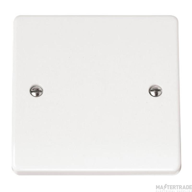 Click Mode 1 Gang Blank Plate CMA060