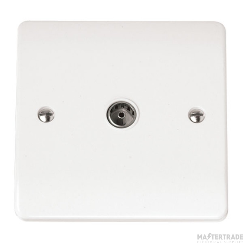 Click Mode Single  Non-Isolated Coaxial Socket Outlet CMA065