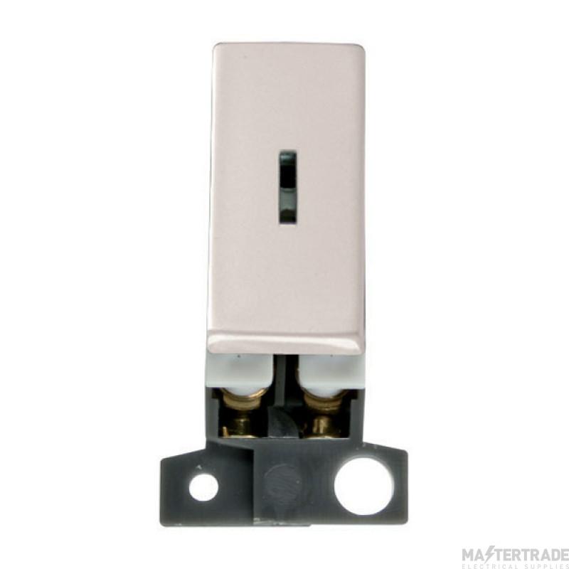 Click MiniGrid MD003PN Pearl Nickel 2 Way Keyswitch Module