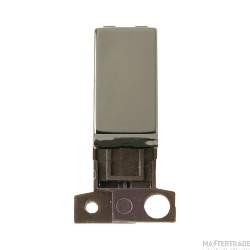 Click MiniGrid MD004BN Black Nickel 2 Way Retractive Sw Module