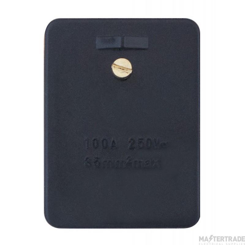 Selectric LGA 100 Amp Link Box - 1 Pole - 5 Way