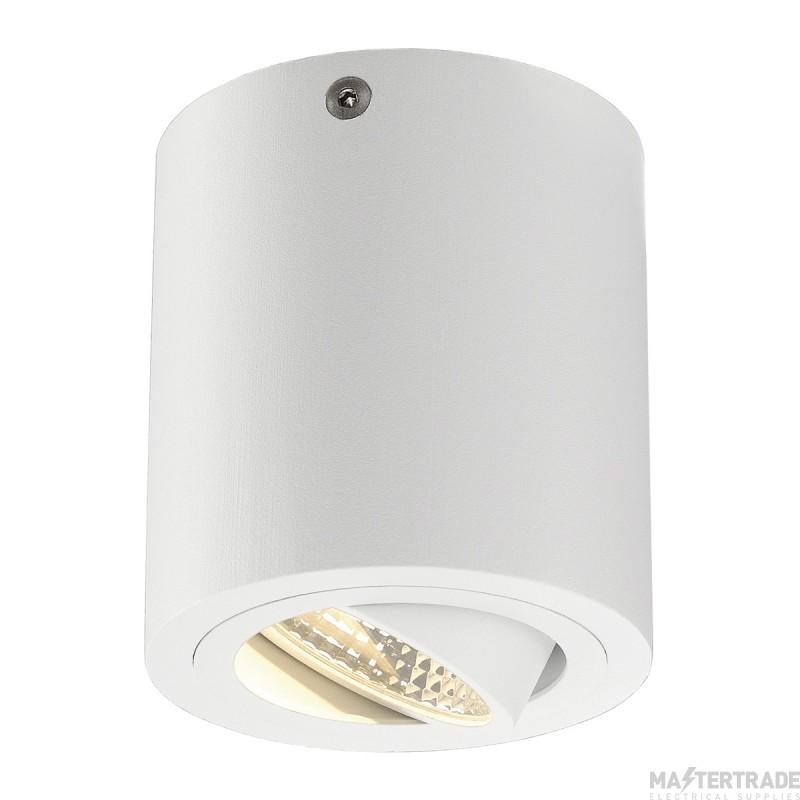 SLV 113931 TRILEDO ROUND CL ceiling light , matt white, LED, 6W, 38?, 3000K, incl. driver