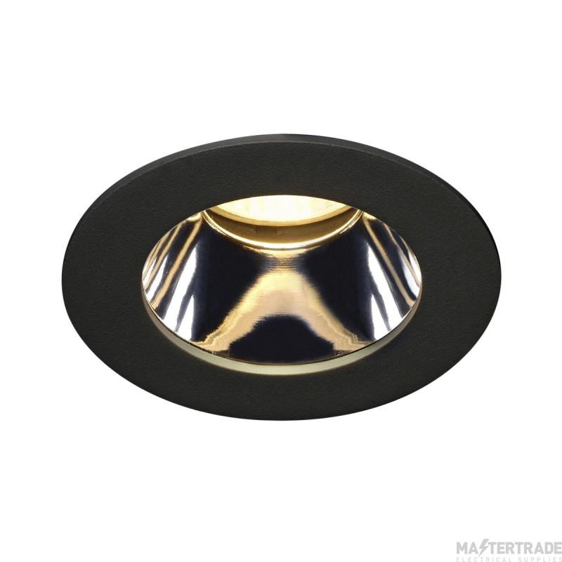 SLV 114500 H-LIGHT REFLECTOR, matt black, 12W, 20?, 2700K, incl. driver , clip spring