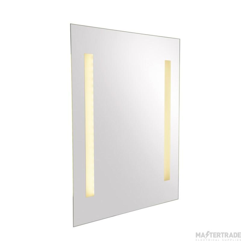 SLV 149752 TRUKKO mirror wall light, glass, 2x 4.3W SMD LED, 3000K, incl. driver