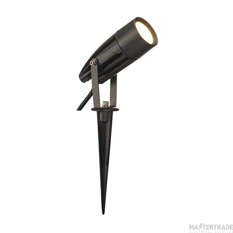 SLV 227505 SYNA LED, earth spike, anthracite, 240V, 3000K