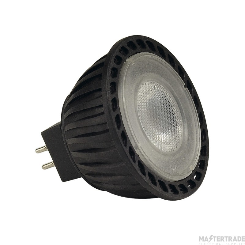 SLV 551243 LED MR16 lamp, 3.8W, SMD LED, 3000K, 40?, non-dimmable