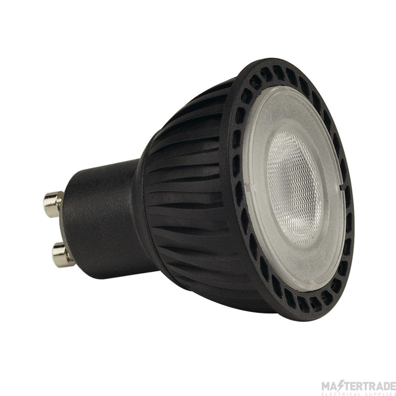 SLV 551253 LED GU10 lamp, 4.3W, SMD LED, 3000K, 40?, non-dimmable