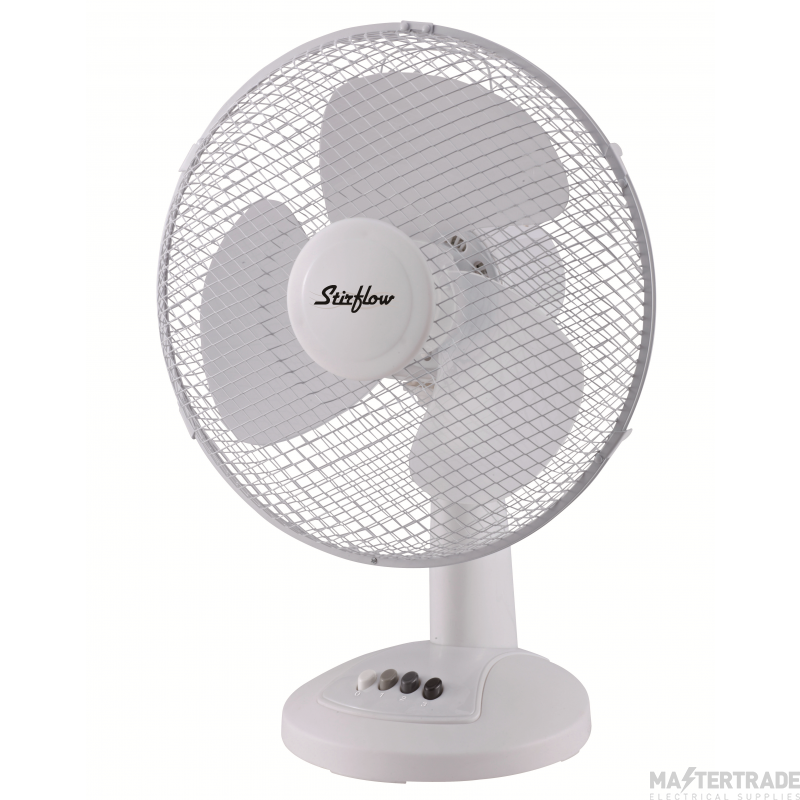 SFG9 Stirflow Fan 9in Whi