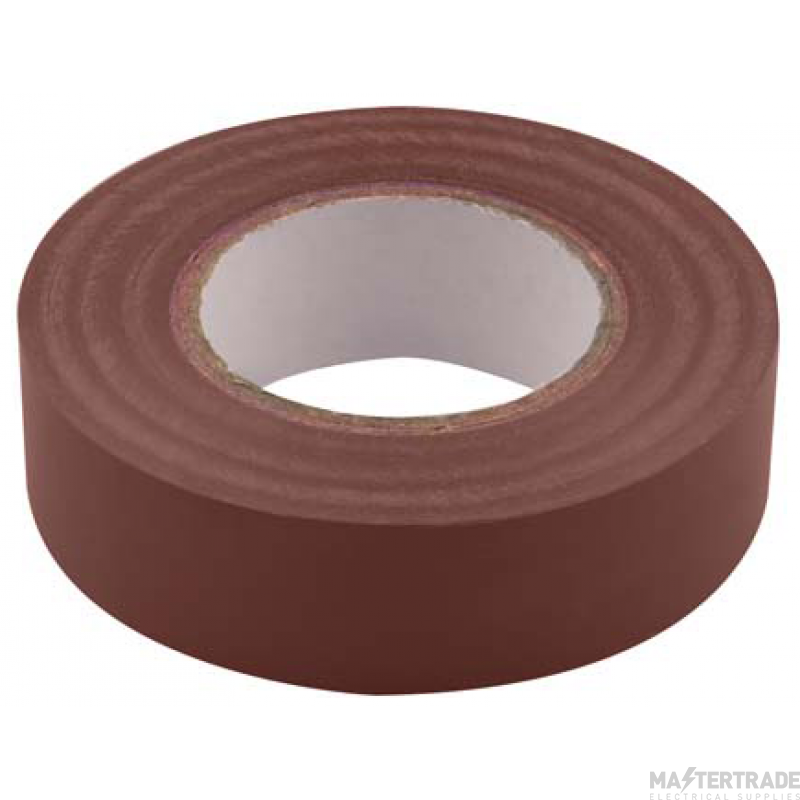 Unicrimp 19mm x 33m Tape - Brown