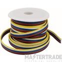 Forum ELA-38137 6  Core LED Tape Cable 10m