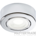 Knightsbridge CABCCW LED Cabinet Light Chrome