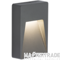 Knightsbridge RWL2A LED Guide Light 2W Anthracite
