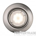 Nordlux 54360132 Triton 3-Kit Downlights Brushed Steel 2700K