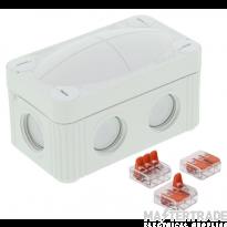 Wiska Adaptable Box 85x49x51mm Grey 10109901