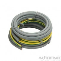 3 Metre Tail Pack 25mm 6181Y Brown & Blue 16mm 6491X Green Yellow