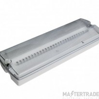Channel Safety E/SOLENT/M3 Solent LED Emergency Exit Surface Bulkhead 3hrNM/M