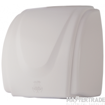 Hyco HD1800 Hand Dryer 1.8kW White Metal