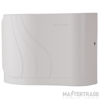 Hyco HD1600 Hand Dryer 1.6kW White Metal